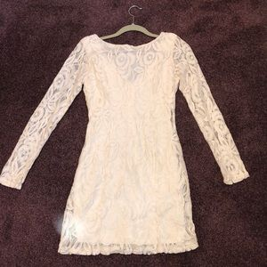 Dresses & Skirts - Lace Mini Dress